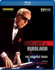 George Shearing:  Lullaby of Birdland The Shearing Touch Import (Blu-ray ) DTS-HD Master Audio 2016
