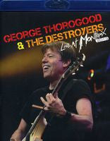 George Thorogood & The Destroyers: Live At Montreux 2013 (Blu-ray) 2013 DTS-HD Master Audio