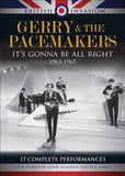 Gerry & the Pacemakers: It's Gonna Be All Right 1963-1965 (DVD)  Release Date: 3/30/2010
