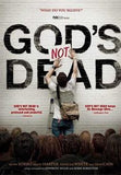 God's Not Dead Christian Drama (Blu-ray) DTS 5.1 2014