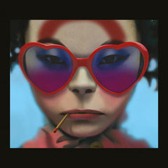 Gorillaz: Humanz [Explicit Content]  Recorded In London, Paris, New York, Chicago & Jamaica CD 2017 20 Tracks 04-28-17 Release Date