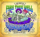 Grateful Dead: Fare Thee Well 50th Anniversary Concerts Chicago's Soldier Field 2015 2 CD 2015 11-20-15 Release Date