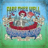 Grateful Dead: Fare Thee Well 50th Anniversary Concert Chicago's Soldier Field 2015  4 CD/2 Blu-ray Collectors Edition DTS 5.1 11-20-15 Release Date