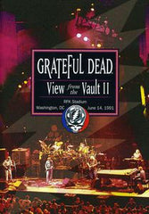 Grateful Dead: View From The Vault RFK Stadium 1991 DVD 2013 Dolby Digital Surround