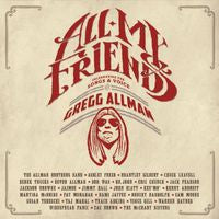 Gregg Allman: All My Friends: Celebrating The Songs & Voice Of Gregg Allman 2014 2 CD Edition