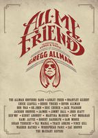 Gregg Allman: All My Friends-Celebrating The Songs & Voice of Gregg Allman DVD 2014 16:9 DTS 5.1 05-06-14 Release Date