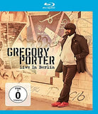 Gregory Porter: Live in Berlin Import (Blu-ray) DTS-HD Master Audio  Release Date: 11/25/2016