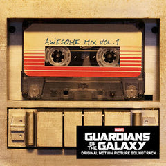 Guardians Of The Galaxy: Guardians of the Galaxy: Awesome Mix 1 CD 2014 Original Soundtrack