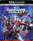 Guardians of the Galaxy, Vol. 2:  4K  Ultra HD-Blu-ray 2 Disc Set 2017 08-22-17 Release Date
