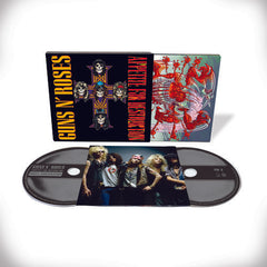 "Guns 'N' Roses 30th Anniversary of ""Appetite For Destruction"" (Deluxe Edition, 2PC)  CD 2018 Release Date 6/29/18"