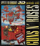 Guns N' Roses: Appetite For Democracy Live At The Hard Rock Casino Las Vegas 2012  (Blu-ray 3D) 2014 07-01-14 Release Date