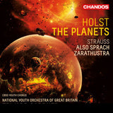 Gustav Holst: The Planets / Richard Strauss: Also Sprach Zarathustra HOLST / NATIONAL YOUTH ORCHESTRA OF GREAT BRITAIN (Hybrid SACD) 2017