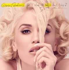 Gwen Stefani: This Is What Truth Feels Like CD 2016 03-16-16 Release Date
