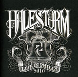 Halestorm: Live In Philly 2010 Deluxe CD/DVD Edition 2010 16:9 DTS 5.1