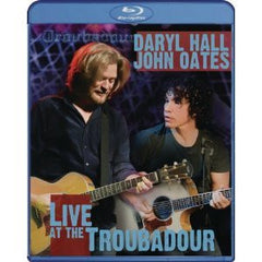 Hall & Oates: Live at The Troubadour Los Angeles 2008 (Blu-ray) 2008 DTS-HD Master Audio