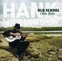 Hank Williams Jr: Old School New Rules CD 2012 Guests Brad Paisley & Merle Haggard