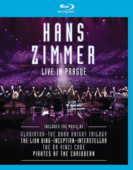 Hans Zimmer: Live In Prague 2016 (Blu-ray) 2017 DTS-HD Master Audio 11/03/17 Release Date