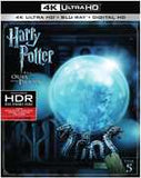 Harry Potter And The Order Of The Phoenix 4k Ultra HD 2017  3-28-17 Release date