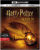 Harry Potter Collection: 4k Ultra HD Blu-ray Digital 8PC Boxed Set 2017  Release Date 11/7/17