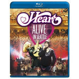 Heart: Alive In Seattle 2002 (Blu-ray) 2008 DTS-HD Master Audio (Very Rare-In Stock New)- Image Entertainment