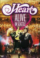 Heart: Alive In Seattle 2002 DVD 2008-New Release 2017 16:9 DTS 5.1