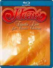 Heart: Fanatic Live From Caesar's Colosseum Windsor, Ontario (Blu-ray) 2014 DTS-HD Master Audio 02-25-14 Release date