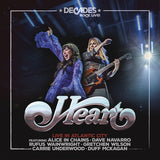 Heart: Live In Atlantic City Double LP Edition  2019 Release Date 1/25/19 Free Media Shipping USA