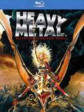 Heavy Metal:  Dolby, AC-3) (Blu-ray) Rated: R 2011 Release Date 6/14/11