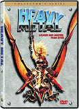 Heavy Metal:  Dolby, AC-3) DVD 16:9  Rated: R 2011 Release Date 6/14/11