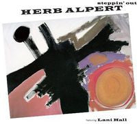 Herb Alpert: Steppin' Out CD 2013 Grammy -winning Jazz/Pop Great