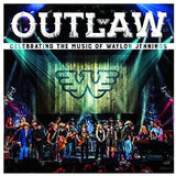 Outlaw: Celebrating The Music Of Waylon Jennings Live Moody Theater Austin Texas 2015 Deluxe CD/DVD 2017  04-07-17 Release Date