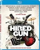 Hired Gun: First Call A List  (Blu-ray) 2017 DTS HD Master Audio Music Documentary 2017 08-01-17 Release Date