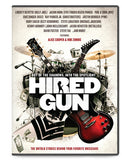 Hired Gun: First Call A List  DVD 2017 DTS HD Master Audio Documentary 2017 08-01-17 Release Date