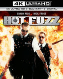 Hot Fuzz (4K Mastering, With Blu-ray, 2 Pack) 4K Ultra HD Rated: R Release Date 11/5/19