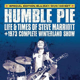 Humble Pie: Life And Times Of Steve Marriott Humble Pie  (DVD/Blu-ray) Release Date 11/8/19