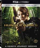 The Hunger Games: 4K Ultra HD Blu-Ray Digital 2PC 2017 Release Date 11/8/16