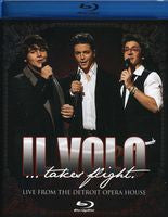 Il Volo: Il Volo Takes Flight-Live Fron The Detroit Opera House 2012 PBS Special DVD 2012 16:9 Dolby Digital 5.1