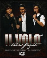 Il Volo: Il Volo Takes Flight-Live From The Detroit Opera House 2012 PBS Special 2012 DVD 2012  16:9 Dolby Digital 5.1