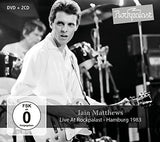 Iain Matthews: Live At Rockpalast (DVD+2CD) 1983 Release Date: 11/4/2016