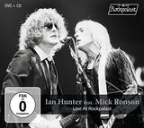 Ian Hunter & Mick Ronson Live At Rockpalast 1980 (CD/DVD) 2018 Release Date 1/19/18