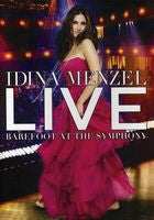 Idina Menzel: Live Barefoot At The Symphony 2011 DVD 2012 PBS Special 16:9 DTS 5.1