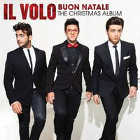IL Volo: Buon Natale The Christmas Album CD 2013 PBS Holiday Special 2013