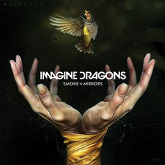 Imagine Dragons: Smoking Mirrors CD 2015 02-17-15 Release Date- Grammy Winning Rock Band