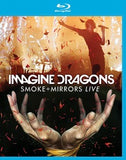 Imagine Dragons: Smoking+Mirrors CD/Blu-ray DTS-HD Master Audio 7.1 48kHz 24bit Hi Res 2016 Release Date