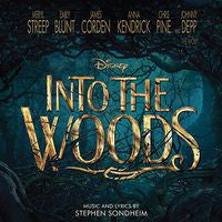 Into The Woods: Original Soundtrack (Musical) CD 2014