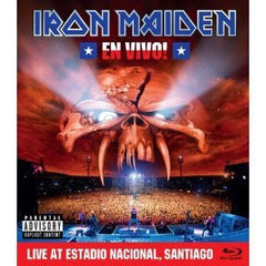 Iron Maiden: EN VIVO! Santiago 2011 2 DVD Deluxe Edition 2012 16:9 DTS 5.1 Audio