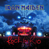 Iron Maiden: Rock in Rio (180 Gram Vinyl, 3PC) 2017 06-23-17 Release Date  Free Shipping USA