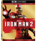 Iron Man 2 (4K Ultra HD+Blu-ray+Digital Collector's Edition, 2 Pack, Rated: PG13 2019 Release Date: 8/13/2019