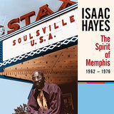 "Isaac Hayes: Spirit Of Memphis (1962-1976) Bonus 7"" Deluxe Edition Boxed Set With Book, 5PC) CD 2017 Release Date 9/22/17"