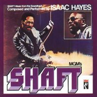 "Isaac Hayes: ""Shaft"" CD 2009 Remastered Edition Soundtrack"